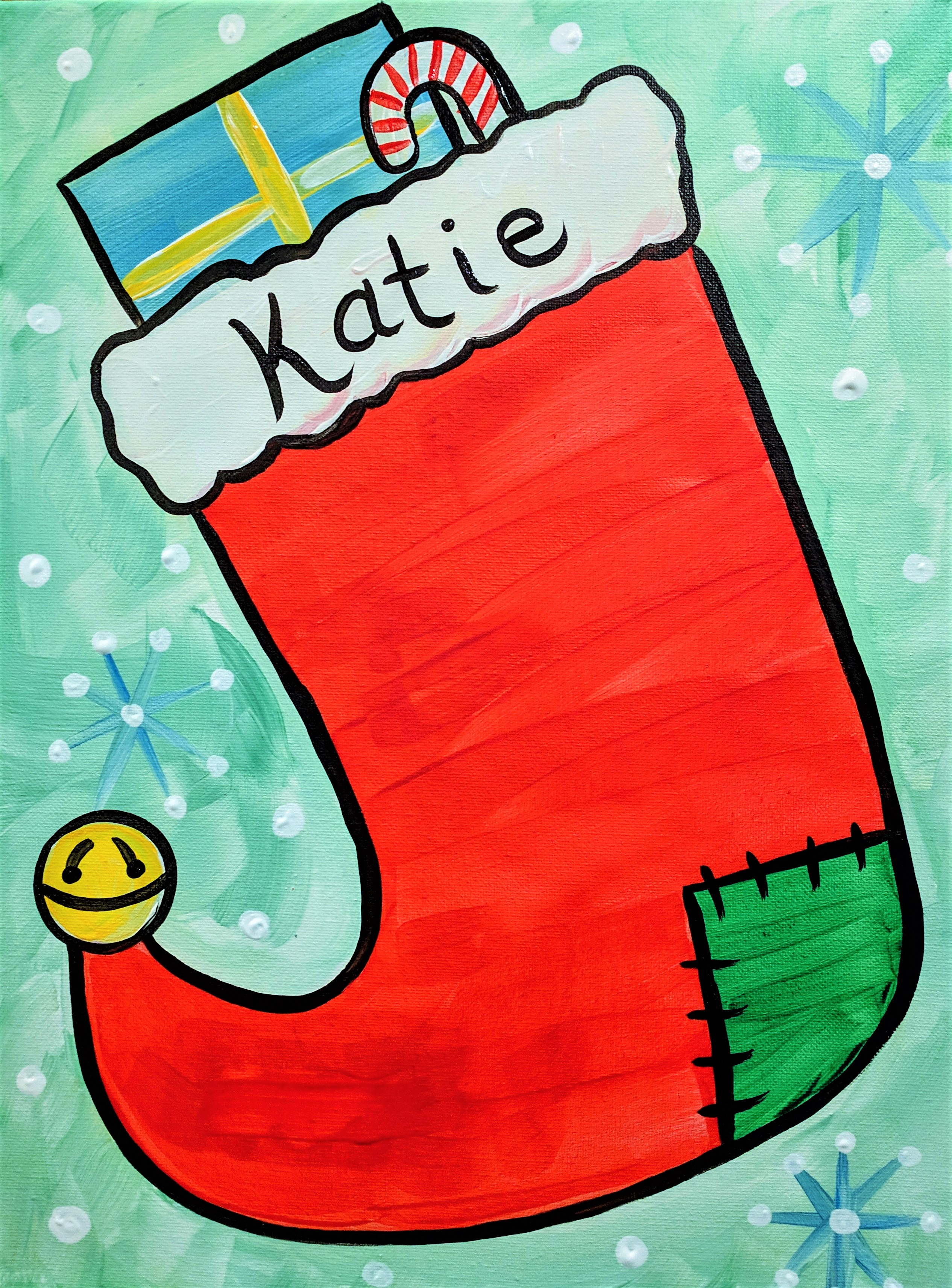 Kids' Fun Stocking