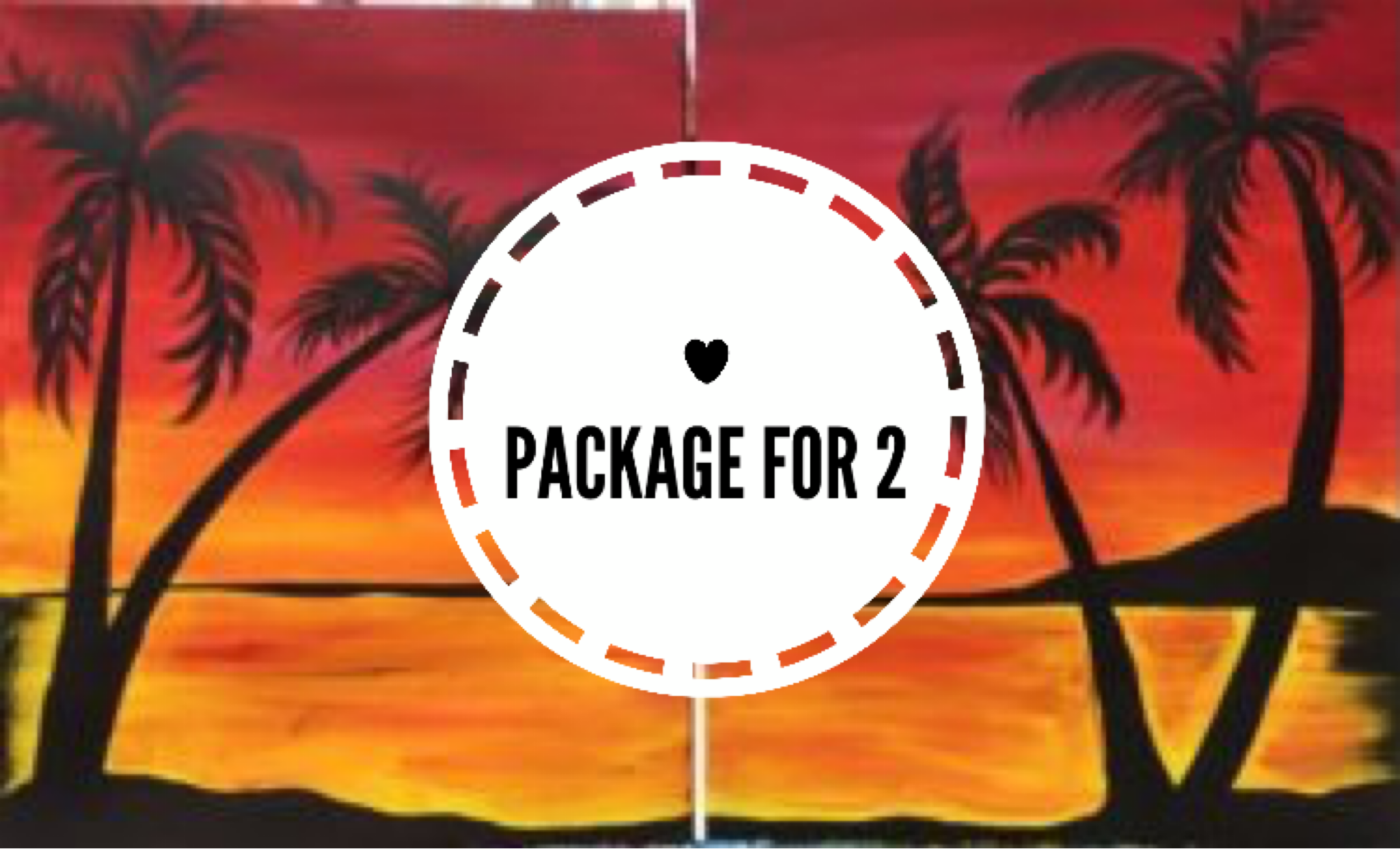 VDAY PACKAGE DEAL!! - Beach Evening Date Night