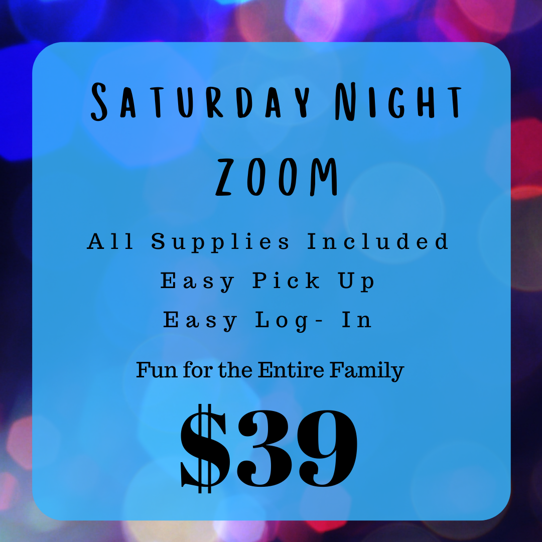 ZOOM SATURDAY NIGHT!